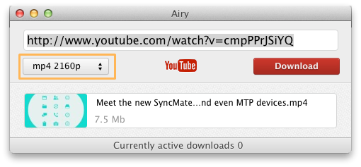 how to download youtube videos into mp3 on imac