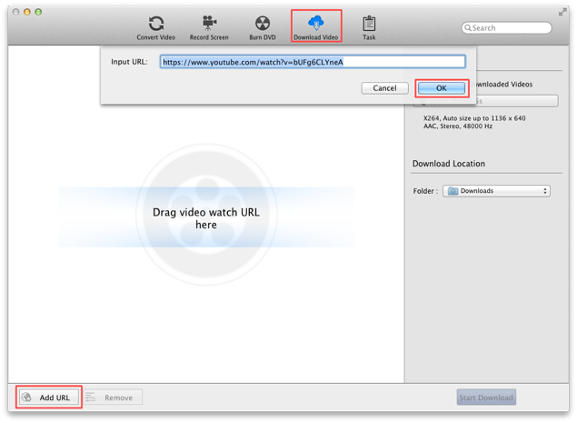 download from youtube with video converter