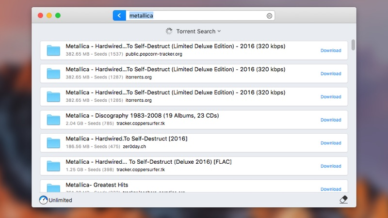 Image result for Best ways to download music on your Mac from torrent trackers