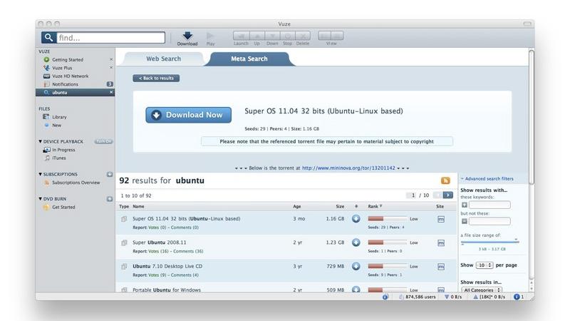Top Utorrent Alternative Mac Apps Big Sur Edition